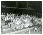 42nd Synodical Convention, Houston, Texas, June, 1953. Delegates and guests attending convention...