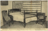 Bed on Which Lincoln Died
