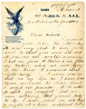 Letter from a Soldier from Massachusetts to Friends