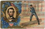 "Abraham Lincoln ""The Rail Splitter"""